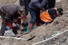 Elazığda krom madeni göçtü