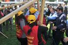 Manisa'da BDP'nin çadırına müdahale