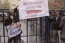 ABD Başkonsolosluğunda 'Ladin' protestosu!