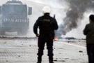 Beyoğlu'ndaki gösterilerde 26 gözaltı