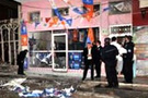 AK Parti bürolarına saldırıda 1 kişi öldü