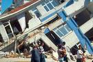 Depremin tüyler ürperten görüntüsü!