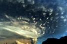 Şili yanardağlarından yayılan küller kaygı yaratıyor