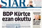 İşte BDP'yi yalanlayan Kürtçe ezan