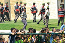 Fenerbahçe kampında duygu dolu anlar