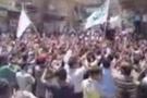 Suriye'de Cuma protestoları