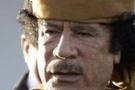 Kaddafi'ye solculardan destek geldi