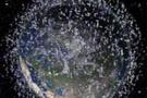 Uzaydaki çöp miktarı 'sınır düzeyde'