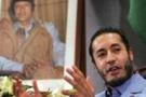 Devrik lider Kaddafi'nin oğlu koruma altında