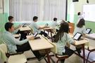 İhlas Koleji'nde 'iPad'li dersler başladı