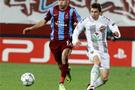 Trabzonsporlu futbolcular kaçan balığa yanıyor