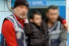 Çete lideri polislerin kucağında