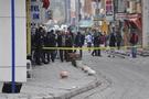 AK Parti binası önünde bomba paniği