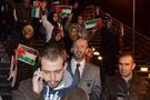Kayseri'de İsrail protestosu