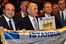 Avrupa'dan İstanbul'a büyük onur