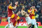 Galatasaray'ın 11. düellosu