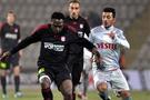 Sivas'taki maçta gülen yok