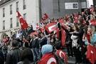 5 bin Türk Fransa'yı ayağa kaldırdı