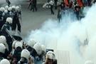 BDP'liler Taksim'i savaş alanına çevirdi