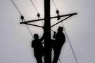 İşçileri elektirik çarptı:2 ölü
