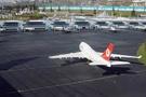 Atatürk havalimanında trafik rekoru