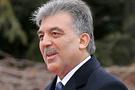 Cumhurbaşkanı Gül'den özel karşılama