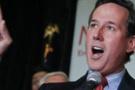 Santorum, 3 eyalette birden kazandı