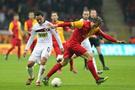 Galatasaray zirvenin tadını çıkarıyor
