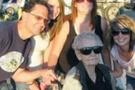 101 yaşında yamaç paraşütü rekoru
