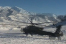 Helikopterin düşme anı kameralarda