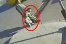 İşte çocuğun kaçırıldığı an (video)