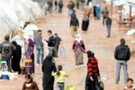 100 bin Suriyeli Türkiye'de