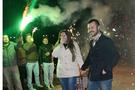 Edirne'de müthiş evlilik teklifi