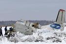 Sibirya'da yolcu uçağı düştü!