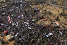Mısır'da Selefi aday lehine gösteri