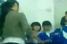 Okuldan skandal dayak görüntüleri