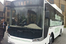 İşte ilk yerli elektrikli belediye otobüsü
