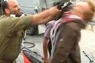 İsrailli askerinden korkunç dipçik!