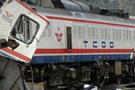 Tren kazasında büyük skandal!