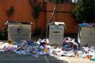 Bu da İstanbul'un çöp okulu