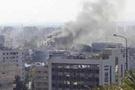 Suriye'de şiddetli patlamalar
