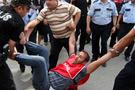 Adana'da aile boyu çılgın eylem