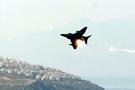 İzmir'de tarlaya roket düştü!
