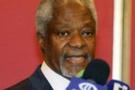 Annan: Suriye geri dönülmez noktada