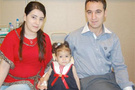 Babadan kızına ikinci hayat