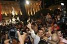 Yunanistan'da siyasiler son mitinglerini yapıyor