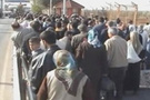 350 Suriyeli daha giriş yaptı