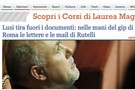 İtalyan gazetesi Erdoğan'ı kızdıracak