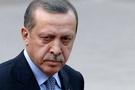 Erdoğan trafikte kaldı korumalar yürüdü