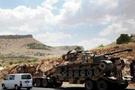 Türkiye-Suriye sınırına askeri yığınak